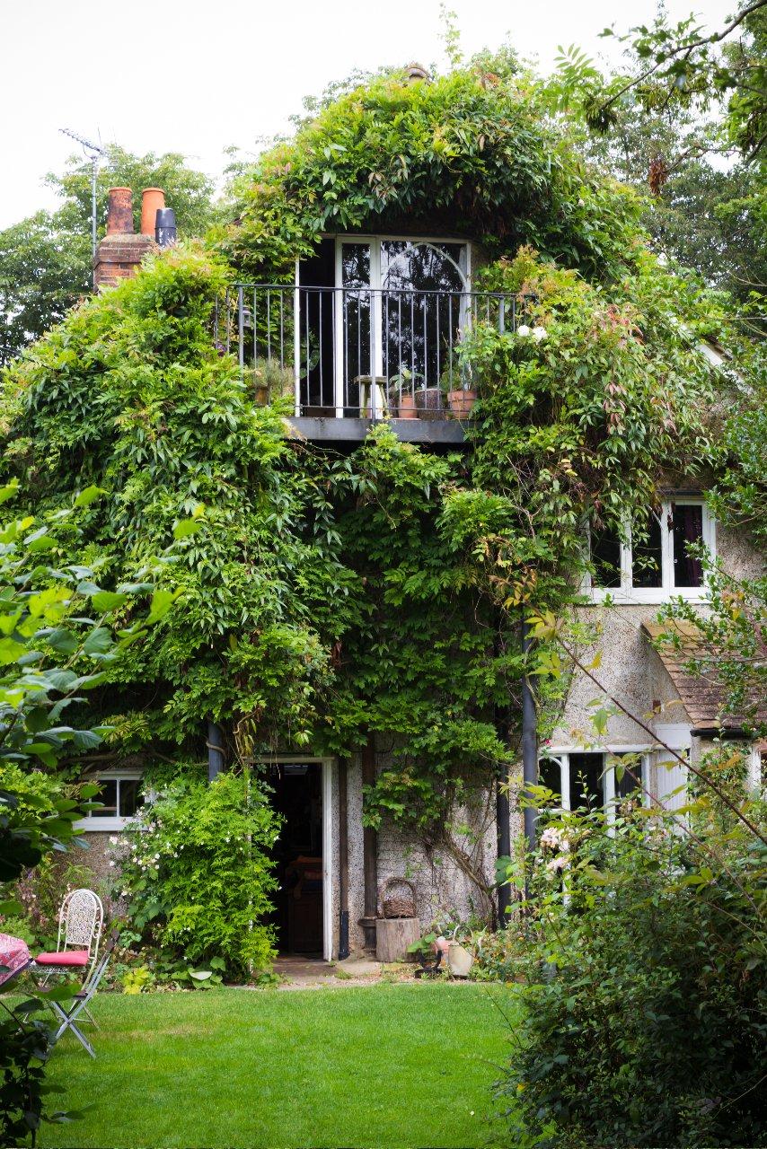 The garden at michael 39 s folly for Garden folly designs