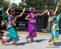 Fabrizia's students dancing at Kaleidoscope Festival |